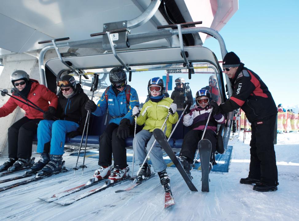 Copyright:Skigebiet Warth-Schröcken