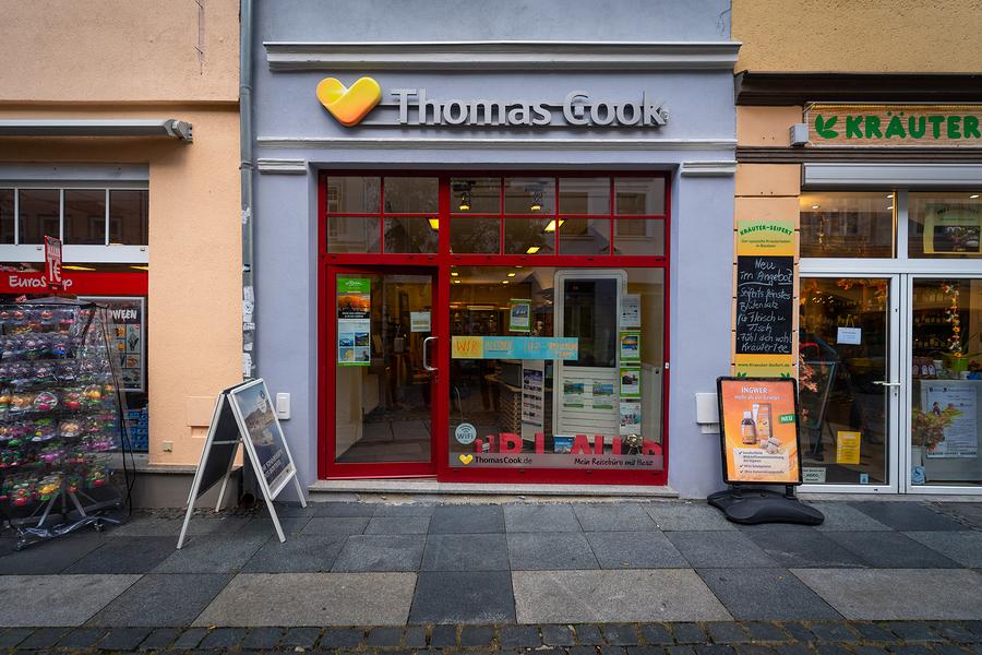 Thomas Cook Geld Zurück